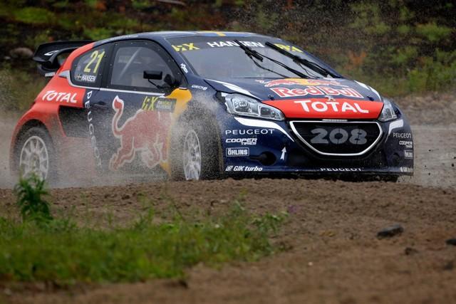 Les PEUGEOT 208 WRX enflamment la Suède - 2ème et 3ème en World RX et victoire en EURO RX 755050wrx201607020072