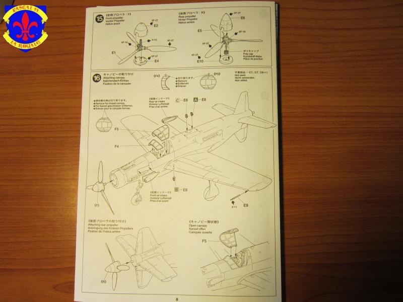 Dornier 335A PFEIL de Tamiya au 1/48e 755083IMG0612L