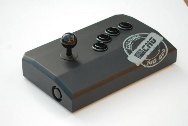 Stick Neo-Geo Oakem studio - Edition Limitée à 10 exemplaires  755690stickN0