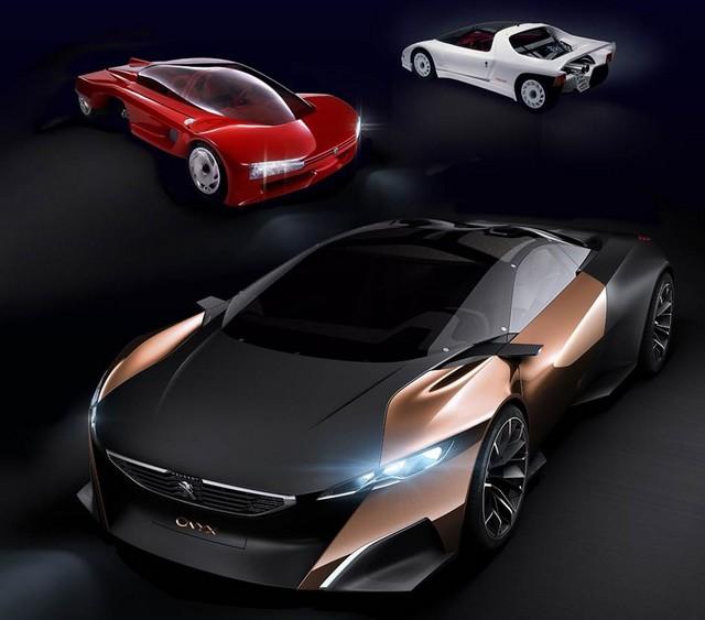 Musée de l'Aventure Peugeot : « 30 ans de concept-cars Peugeot » 75586330ansdeconceptcarsPeugeot