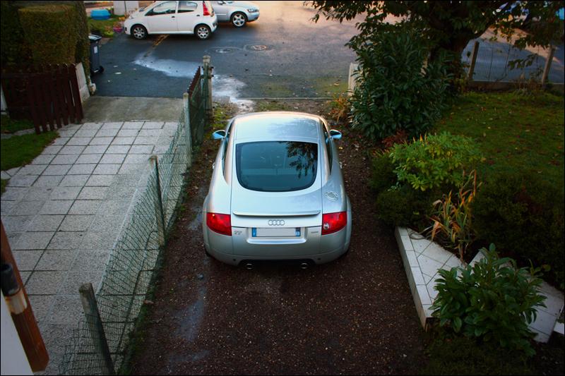 Zurma's mobile : Audi TT 225 Quattro. 7561414810
