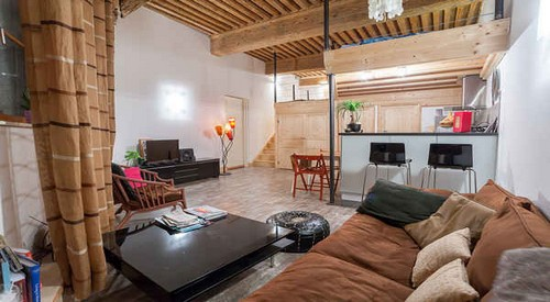 Résidence - Appartement de la famille Lager (Paris) 756993APPARTM