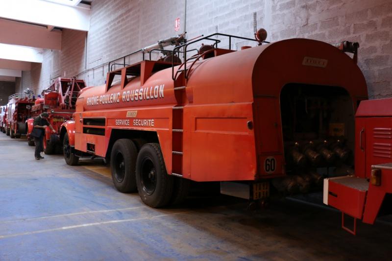 Des camions à gogo....Musée des sapeurs pompiers de Lyon 757631IMG6596