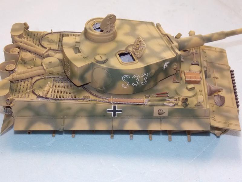 TIGRE S33  avant la bataille de Koursk juillet 43 (Dragon 1/35 dio DIODUMP) - Page 6 757985DSCN4676