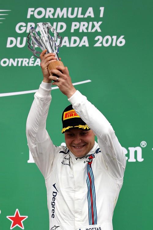 F1 GP du Canada 2016 : Victoire de Lewis Hamilton 7586432016ValtteriBottas