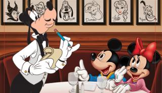 [Disney's Hollywood Studios] Ink & Paint Collection (depuis 1989) 758742cel