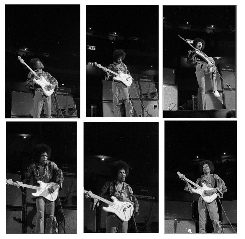 Boston - (Boston Garden) : 16 Novembre 1968  758920Image3