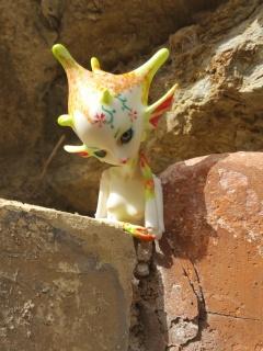 Galatéa (Dollzone Wendy) Château et nouvelle amie p1 759396Galata5