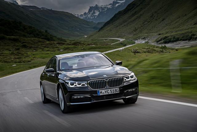 Les nouvelles BMW 740e iPerformance avec technologies eDrive 759518P90226954highResbmw740lexdriveipe