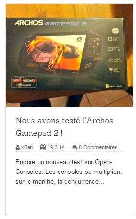 Le test par Open-Consoles 76055920150402212710