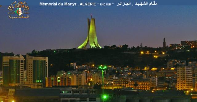 مقام الشهيد بالجزائر 761789L10AlgerAlgeriaMaquamChahidRHDNJM12