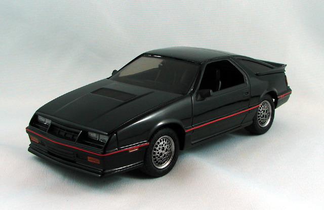 1984 Dodge Turbo Z 76231484turboz019