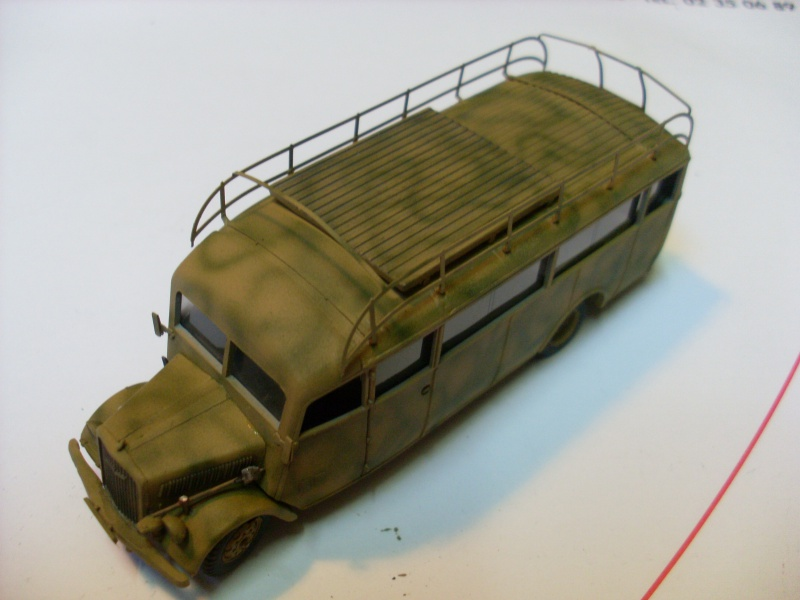 OPEL BLITZ omnibus (version tardive) 762480SL380035