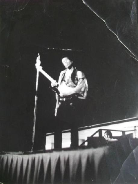 Houston (Sam Houston Coliseum) : 6 juin 1970 7635911970HOUSTON58