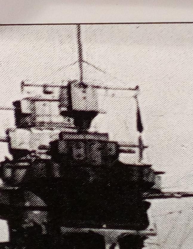 Cuirassé Richelieu 1/100 Vrsion 1943 sur plans Polonais et Sarnet + Dumas - Page 4 764377IMG20161228180003