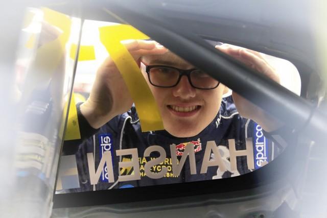 Rallycross - Les PEUGEOT 208 WRX dans le match, Timmy Hansen sur le podium à Hockenheim 766025017170030520