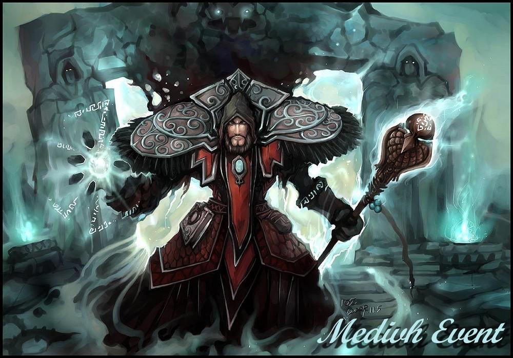 Medivh Event