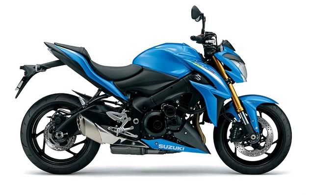 Suzuki dévoile son nouveau roadster au cœur de sportive 766323gsr750noiryvk0