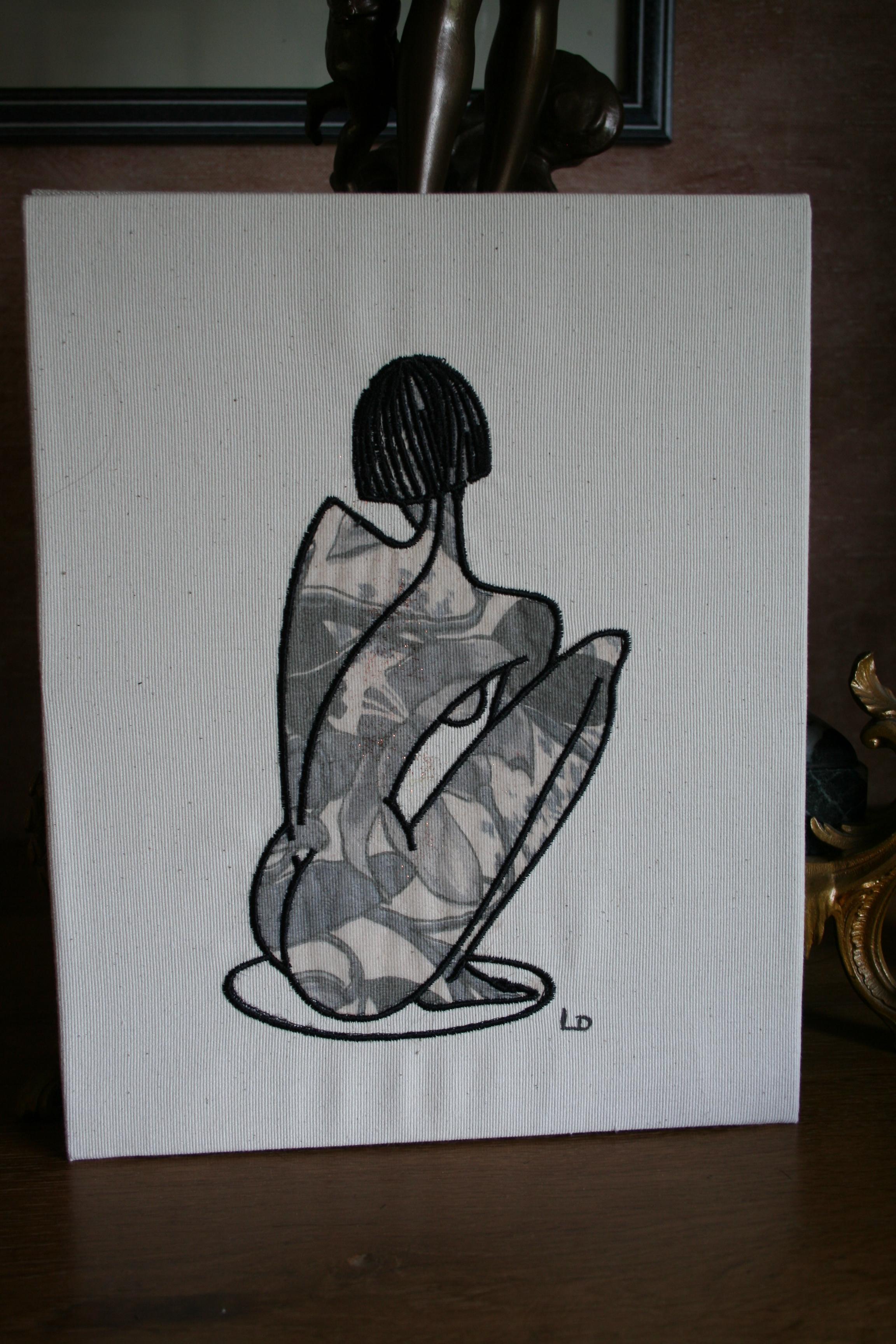 Tableaux textiles 7669632011063851