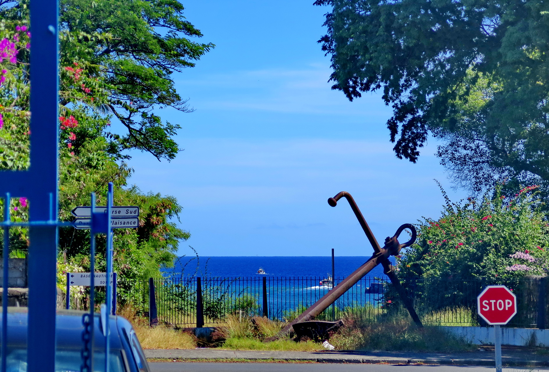 [Vie des ports] Les ports de la Réunion - Page 9 767223floral311