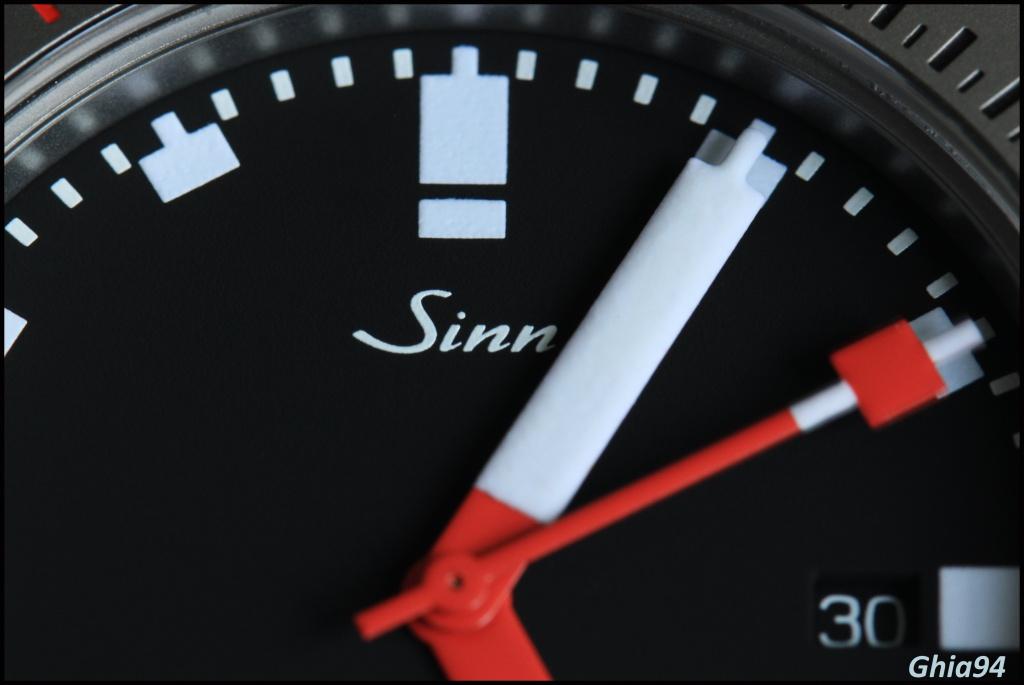 Sinn - [Revue] Sinn U1 76727366L