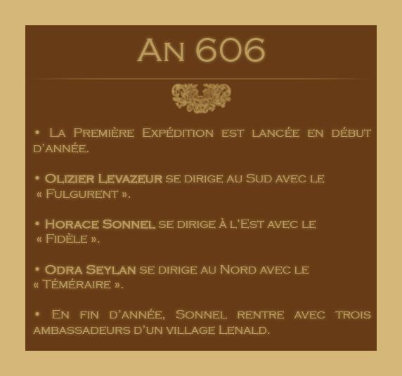 Chronologie des Odyssées de la Compagnie des Zindes 76735302606