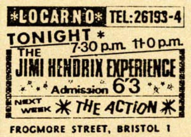 Bristol (Locarno Ballroom) : 9 février 1967 7680710902ad1602