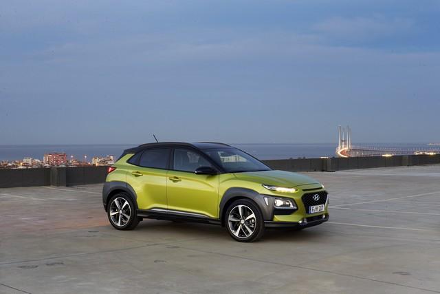 Le nouveau Hyundai Kona est né. Découvrez toutes ses informations 768452AllNewKonaExterior6