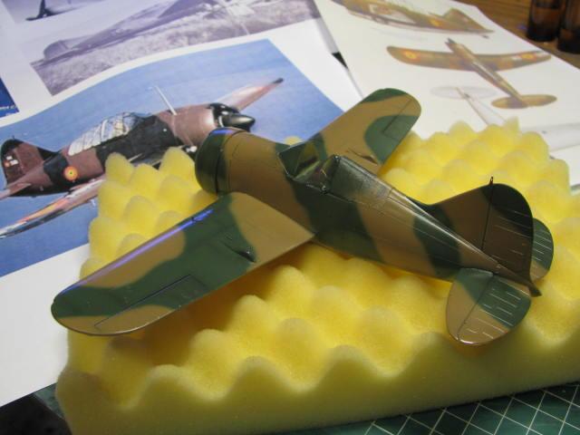 Brewster B-339B Buffalo 1/48 Tamiya.....Terminé! - Page 2 768495IMG2242