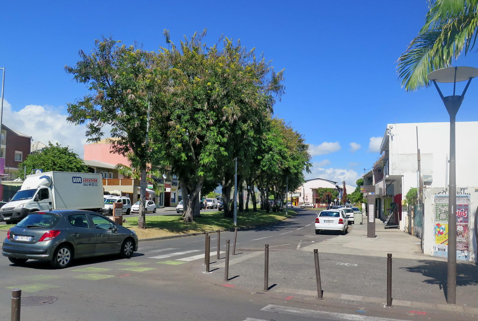 [Vie des ports] Les ports de la Réunion - Page 9 768639floral308