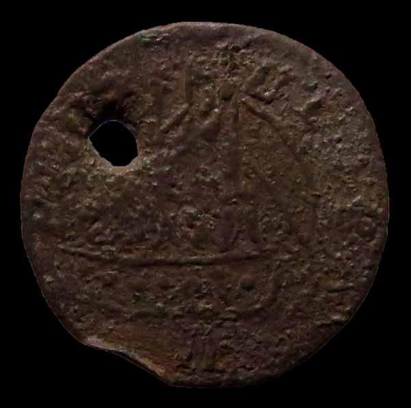 Jeton de compte Nuremberg (Allemagne) 1783-1829. 768920IMG51142
