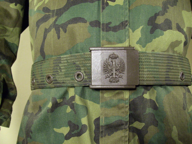 Spanish soldier woodland camo display 769013cff26