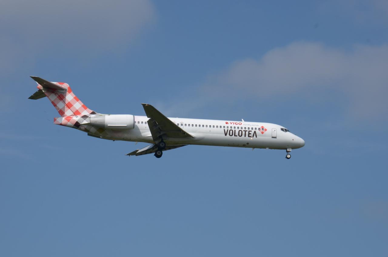 [18/09/2014] Boeing B717 (EI-EWI) Volotea: VIGO #UnMardeVida! 769527DSC1557
