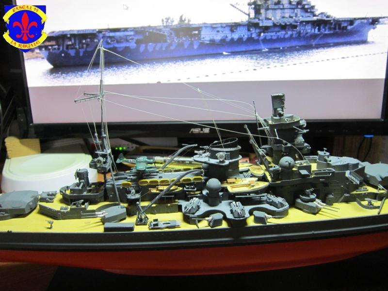 Croiseur de bataille Scharnhorst  au 1/350 de dragon - Page 7 769638IMG1497L