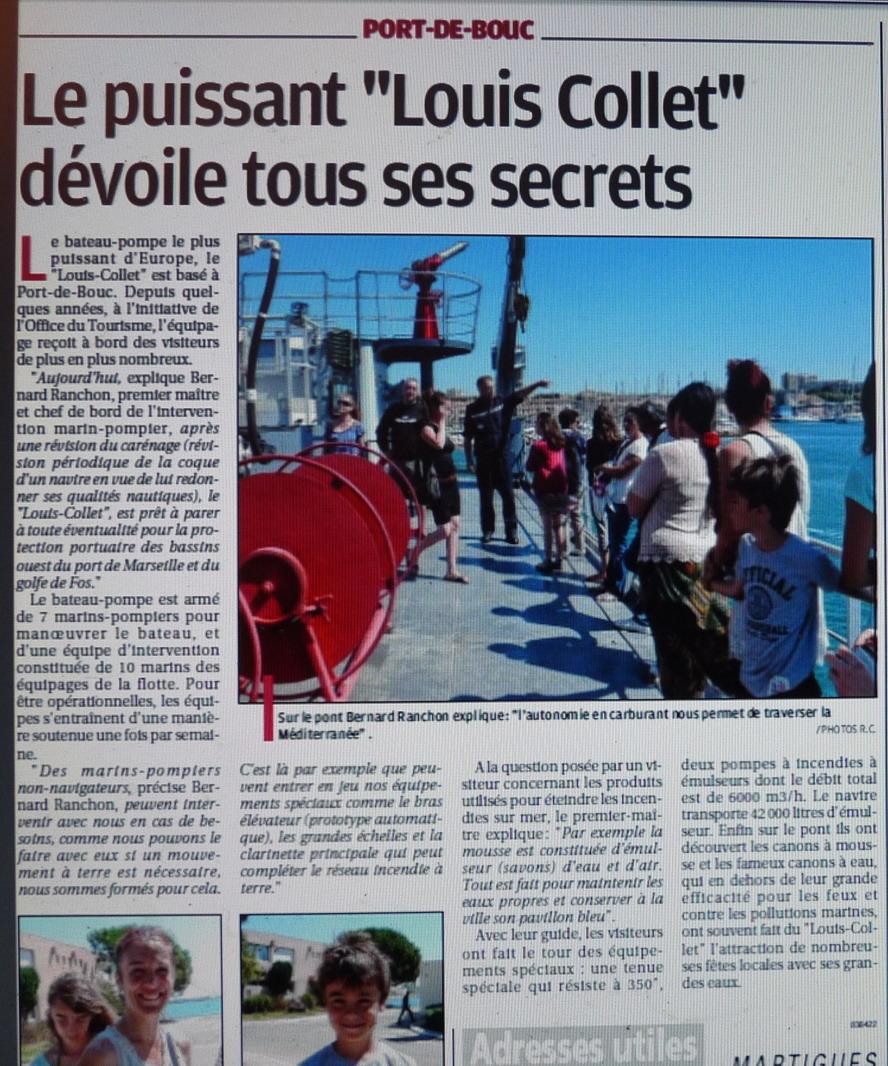 ATHLETIC CLUB  PORT DE BOUC ET SC PORT DE BOUC  / PHA PROVENCE  - Page 5 770260Photo006