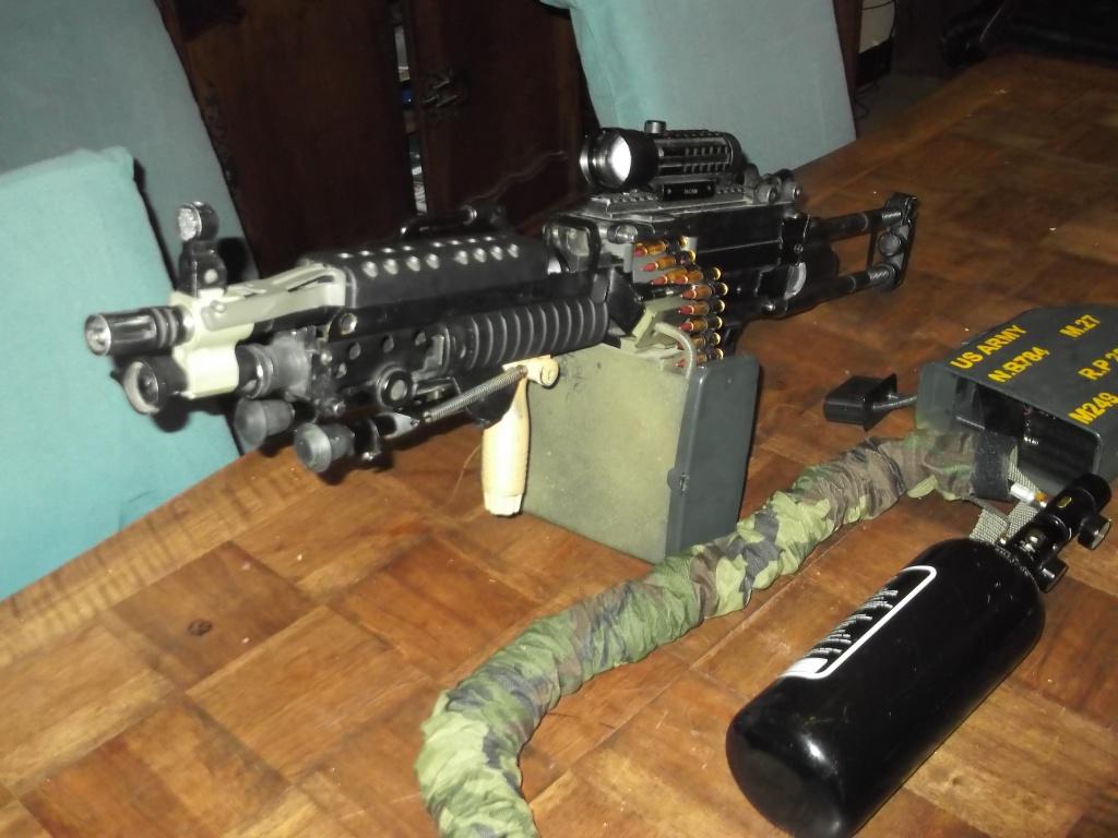 M249 DAYTONA GUN [HPA] 770914lebarroux011