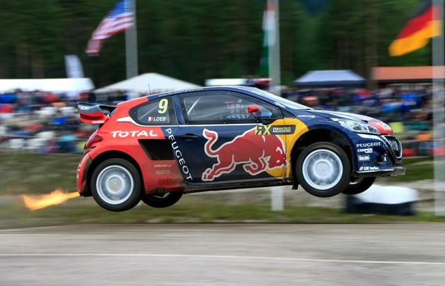 Les PEUGEOT 208 WRX enflamment la Suède - 2ème et 3ème en World RX et victoire en EURO RX 771484wrx2016070100121200x771