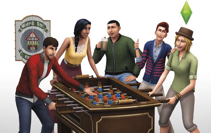 Les Sims 4 Vivre Ensemble [10 décembre 2015] - Page 6 771789render