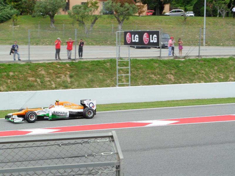 GP F1 BARCELONE 2012 772365SNB10209