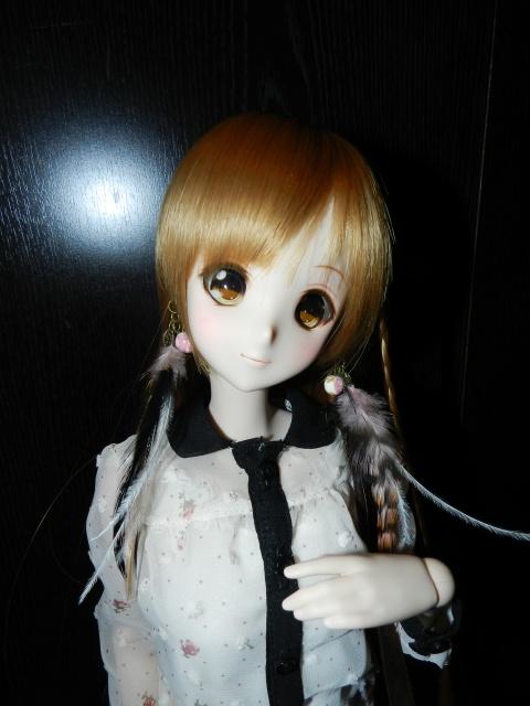 Box opening Smart Doll Mirai 772919DSCN6375