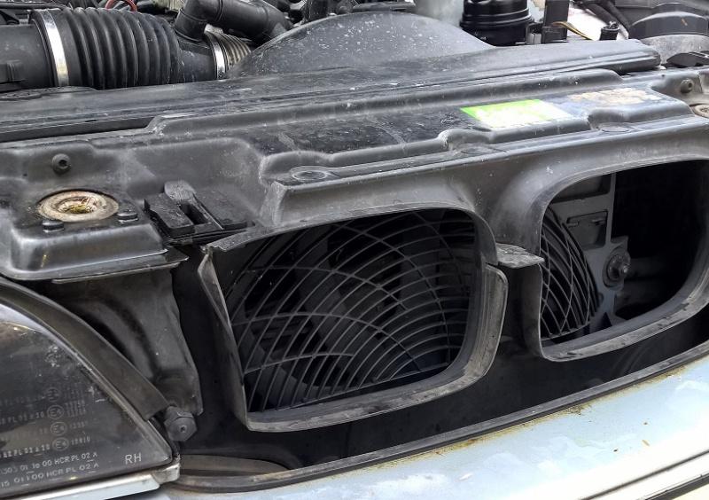 [ BMW E39 535i V8 M62 an 1997 ] Problème sur le circuit de refroidissement (résolu ) - Page 2 773208Ventilo2