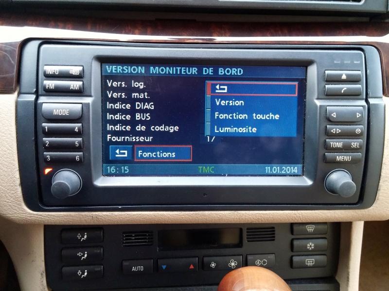 Les menus du GPS mk4 773946OptionMoniteurdebord
