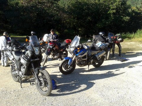 Gros trail et ++ en balade  à Axat , samedi 4 Octobre - Page 2 77471320141004101228