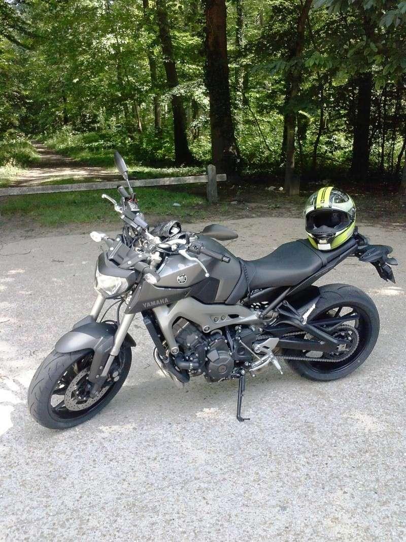 Photos de toutes les Yamaha MT-09 du forum ! :) 775607YBozerman