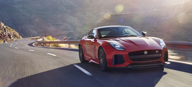 Lancement De La Nouvelle Jaguar F-TYPE Dotée De La Technologie GOPRO En Première Mondiale 776474jaguarftype18mysvrcoupelocationexterior10011702