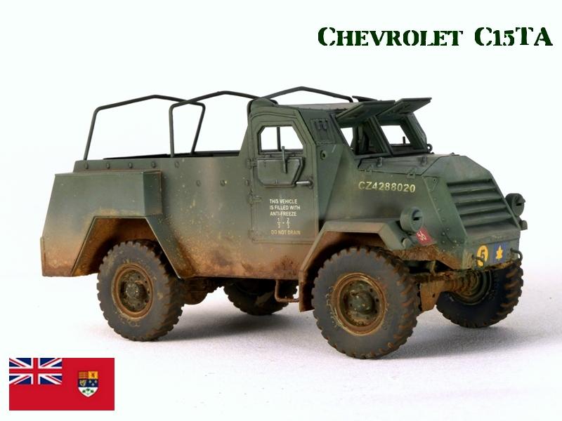 CHEVROLET C15TA - Normandie 44 - IBG 1/35 777115P1040563