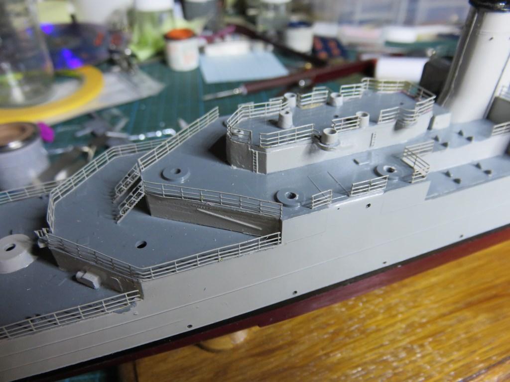 Croiseur anti-aérien De GRASSE version 1956 Réf 1004 - Page 2 777631IMG0186Copier