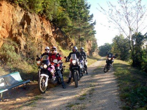 Gros trail et ++ en balade  à Axat , samedi 4 Octobre - Page 2 778952SDC19145