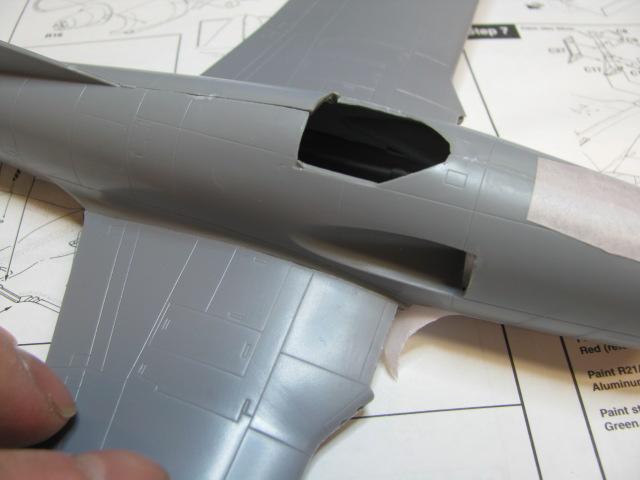 Ryan XF2R-1 Dark Shark Czech Model 1/48.....Terminé! 779272IMG8415