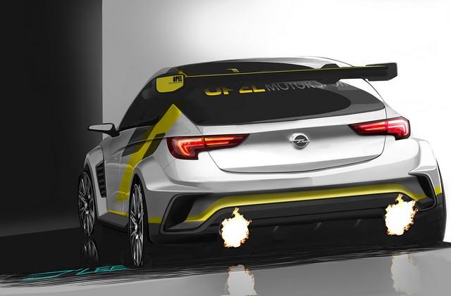 Présentation de la nouvelle Opel Astra TCR aux écuries clientes 780820OpelAstraTCR298015